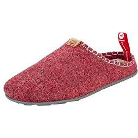 Viking Footwear DNT - Zapatillas de estar por casa - rojo